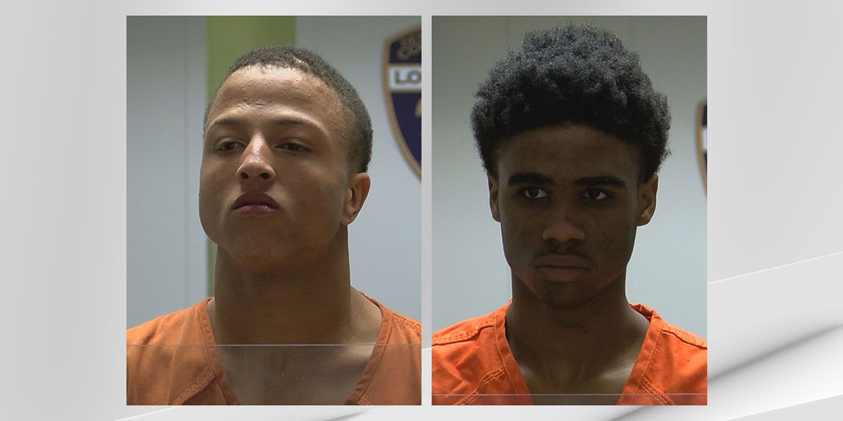 2 charged after victim found shot in vehicle