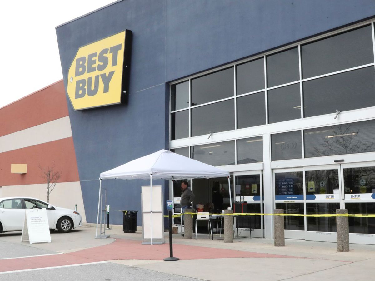 Best Buy hiring for holiday season