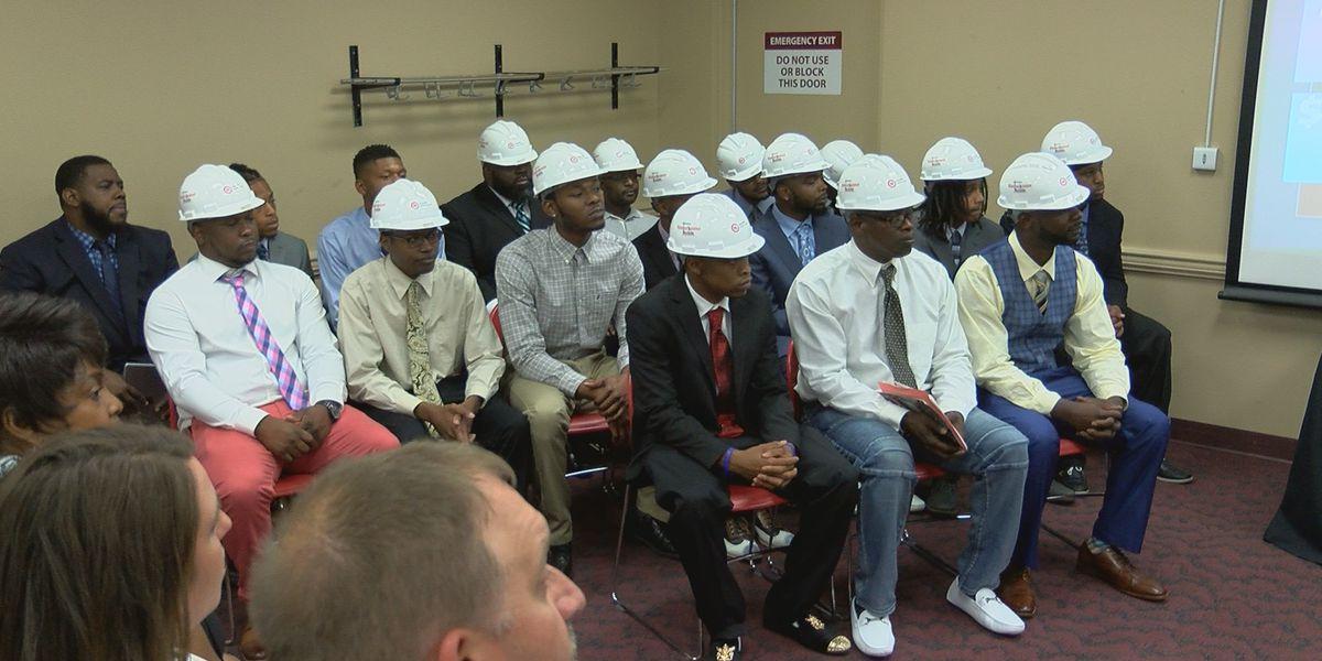 Louisville Urban League holds graduation for Kentuckiana Builds program participants