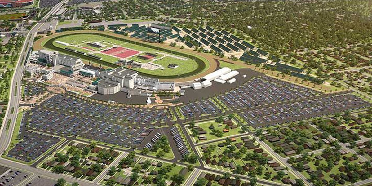 Churchill Downs invests $32 million to improve parking and transportation
