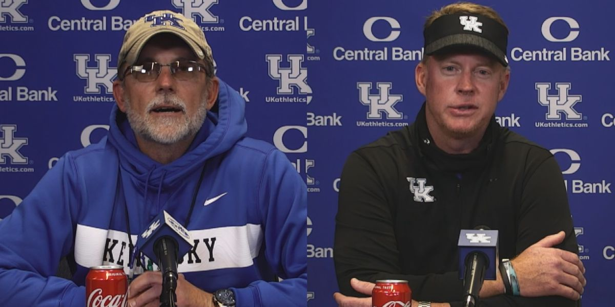 Eddie Gran, Darin Hinshaw relieved of duties at Kentucky