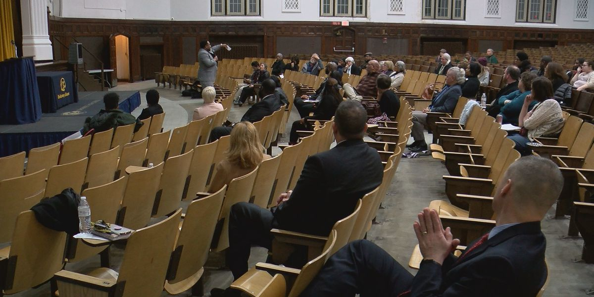 JCPS holds racial equity forum