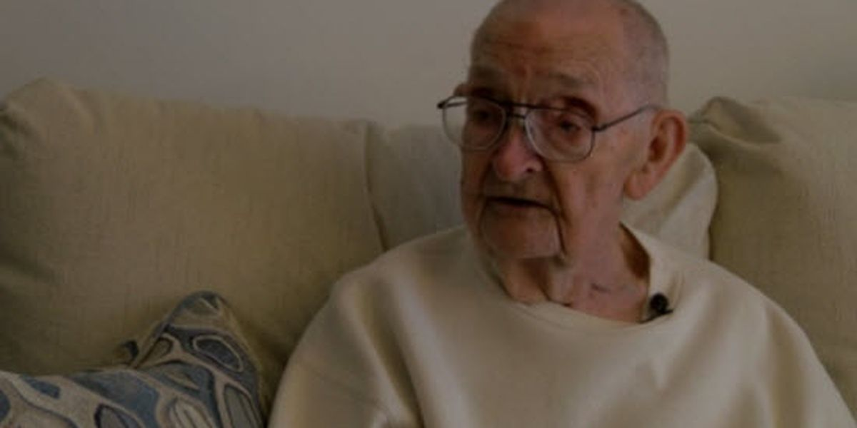 WWII veteran searching for beloved pins, cap