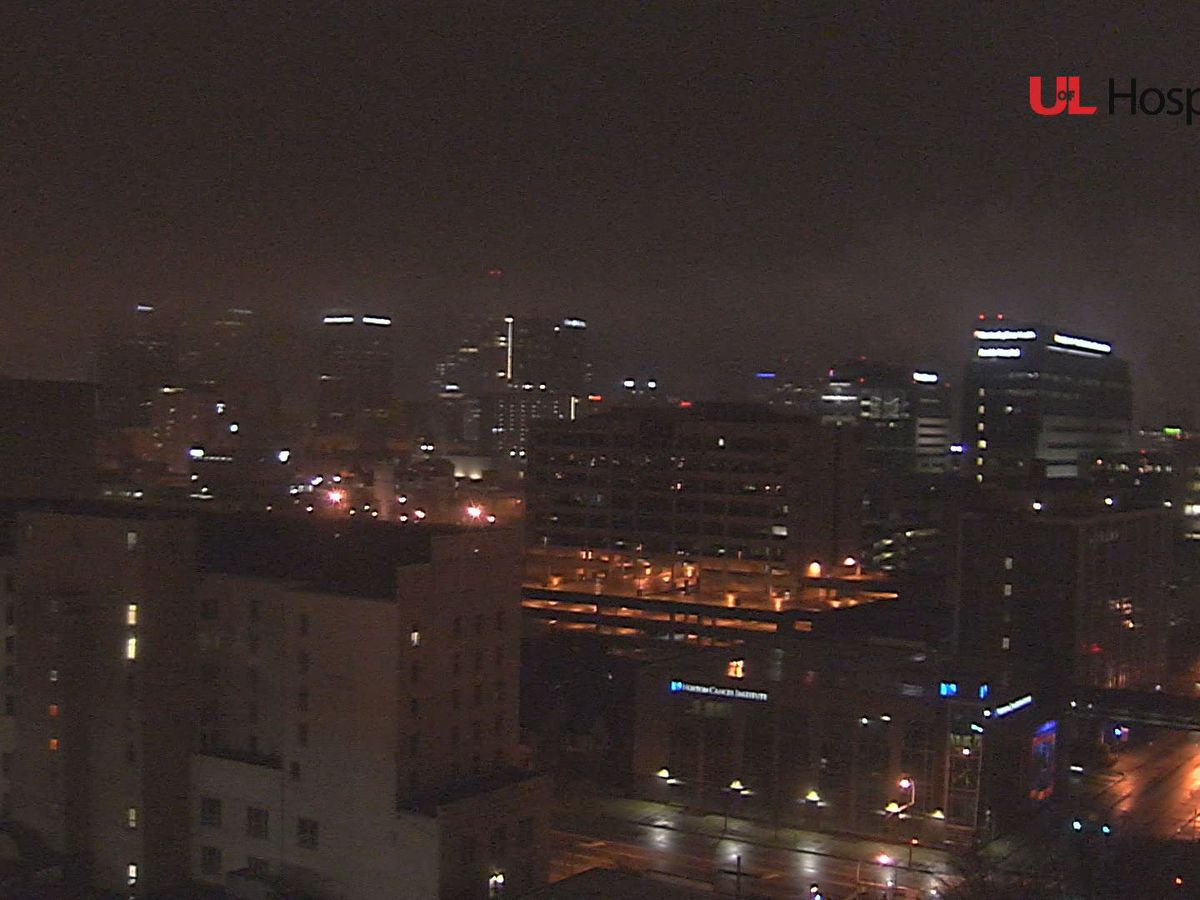 FORECAST: More rain Monday, heavy at times