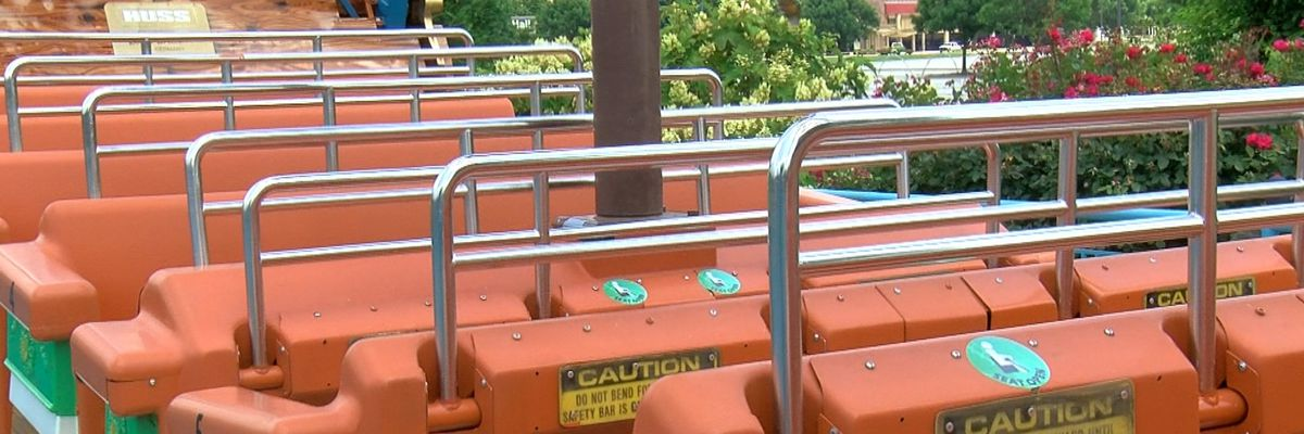 Masks required to enter Kentucky Kingdom