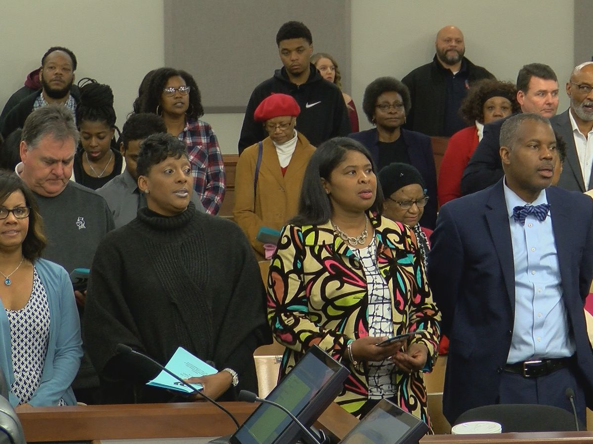Community leaders, volunteers honored for Black History Month