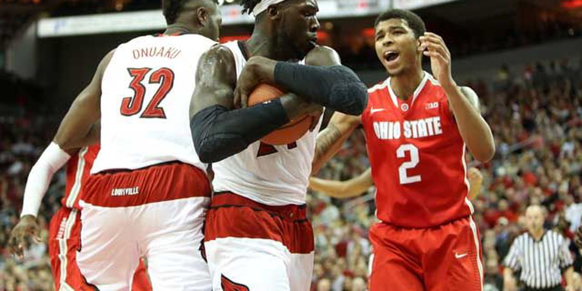 Cards hold off late rally by No. 14 Ohio State