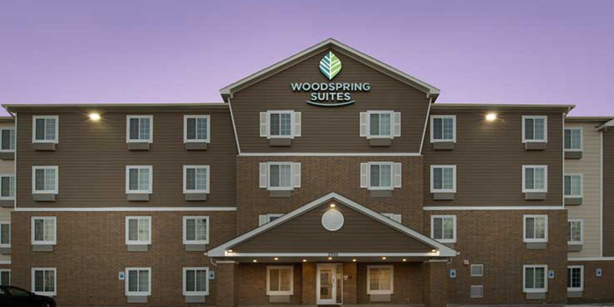 Homeless being housed at WoodSpring Suites in Louisville