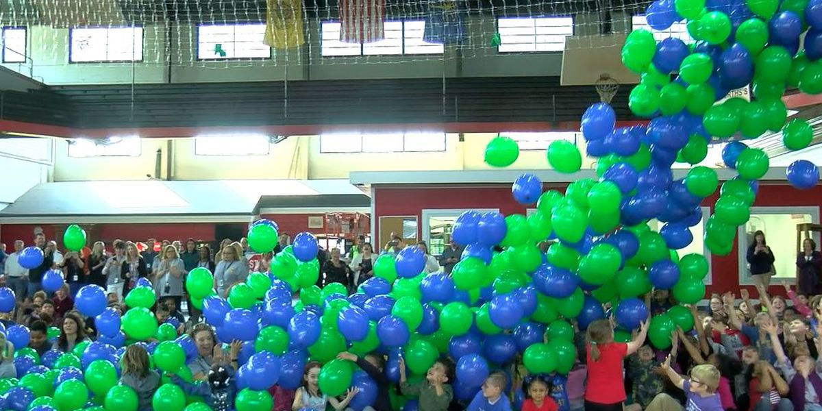 Jeffersonville celebrates naming of new downtown elementary school