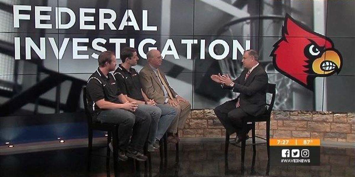 Sportswriter, radio host sound off on UofL scandal