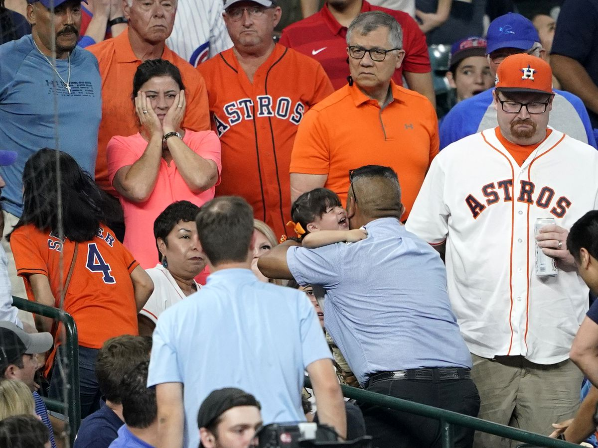 Attorney: Girl hit during Astros game had skull fracture
