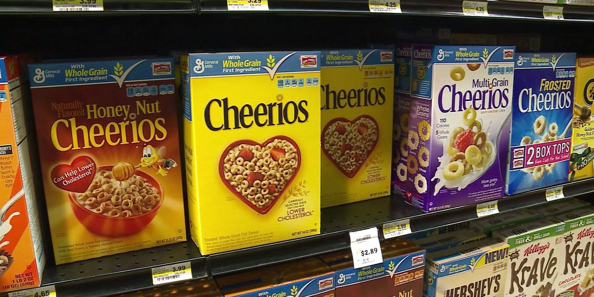 Report: Cheerios, other cereals contaminated by weed killer found in Roundup