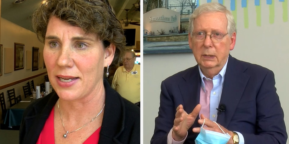 McConnell, McGrath prepare for only Senate debate exclusively on WAVE 3 News