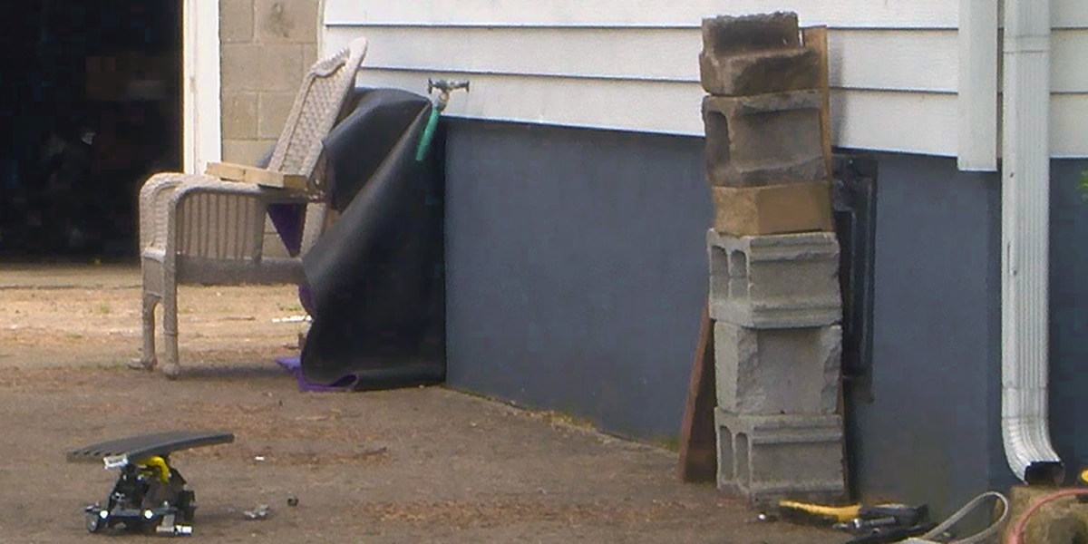 Abused woman caught on camera being dragged by her hair after escaping Louisville home