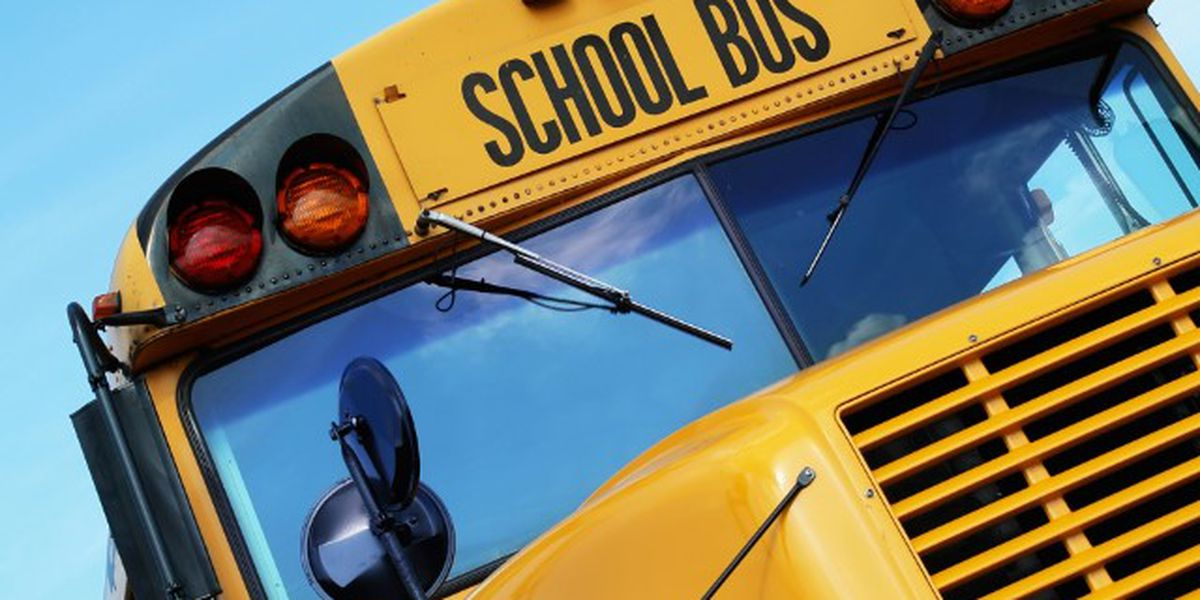 Student on school bus charged for having gun in backpack