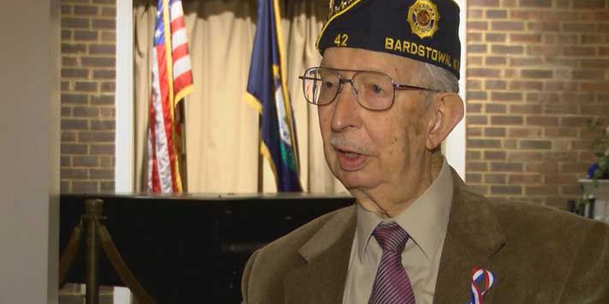 Nelson County veteran receives presidential honors
