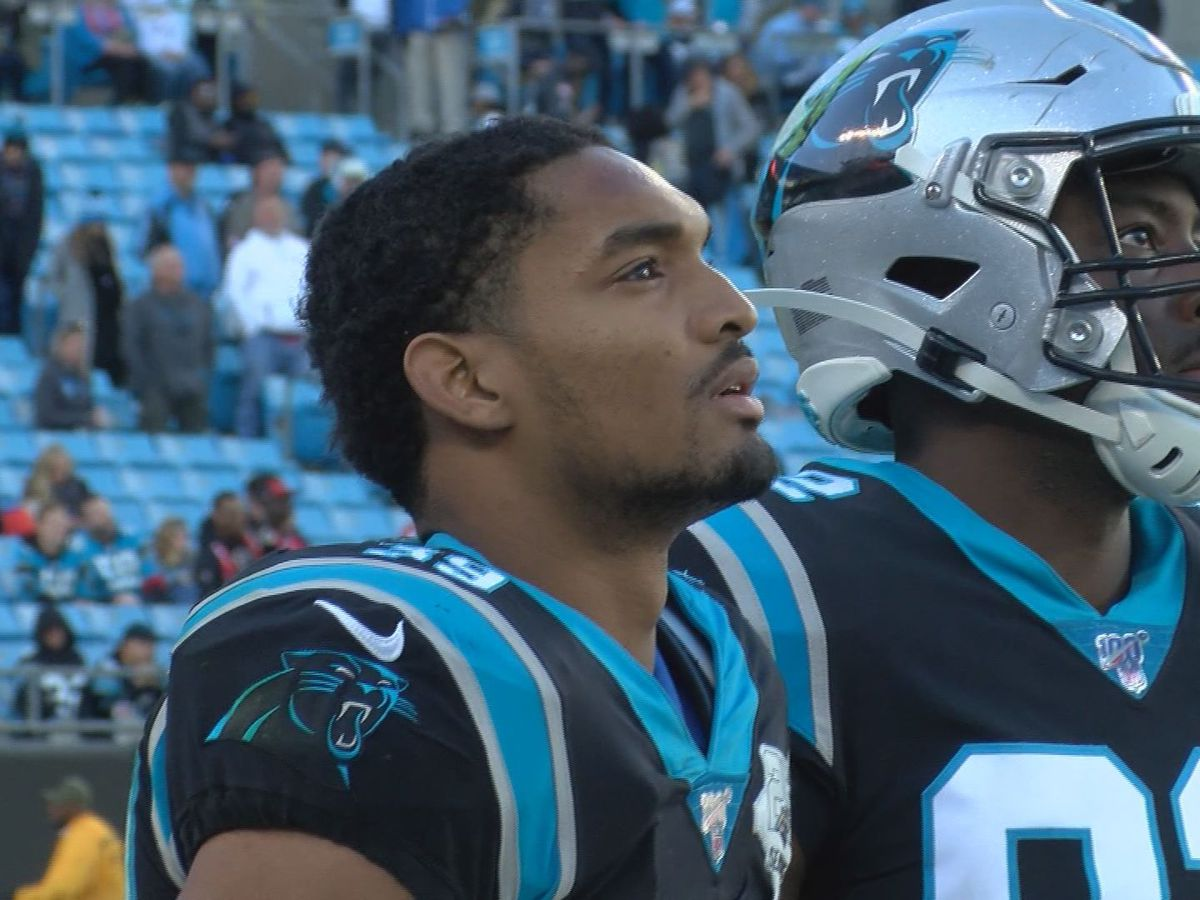 Bonnafon gets his NFL shot in Carolina