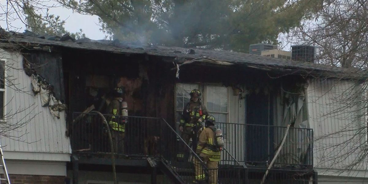 Cause of 2nd fire at Douglas Park Apartments released