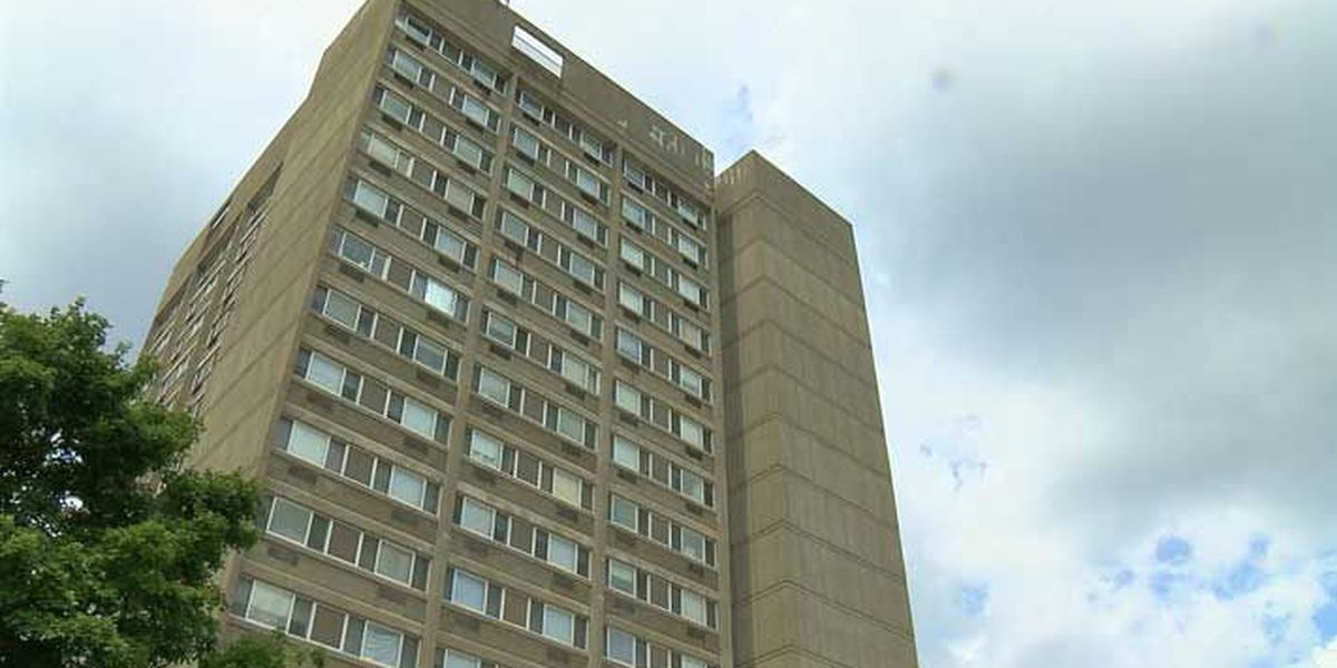Residents of Riverview Towers begin to move back in