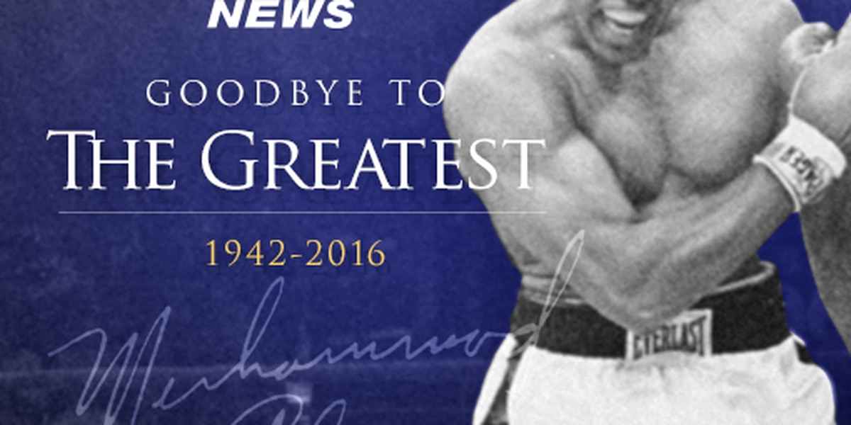 Will Smith to serve as pallbearer for Muhammad Ali