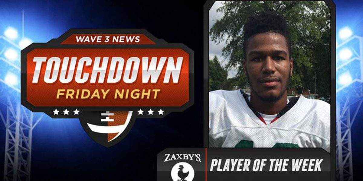 Week 3: TDFN Player Of The Week