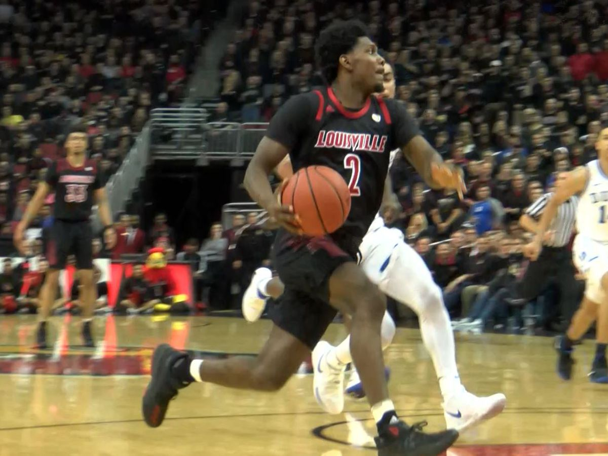 Perry's Career High 19 Propels Cards in Blowout of Clemson