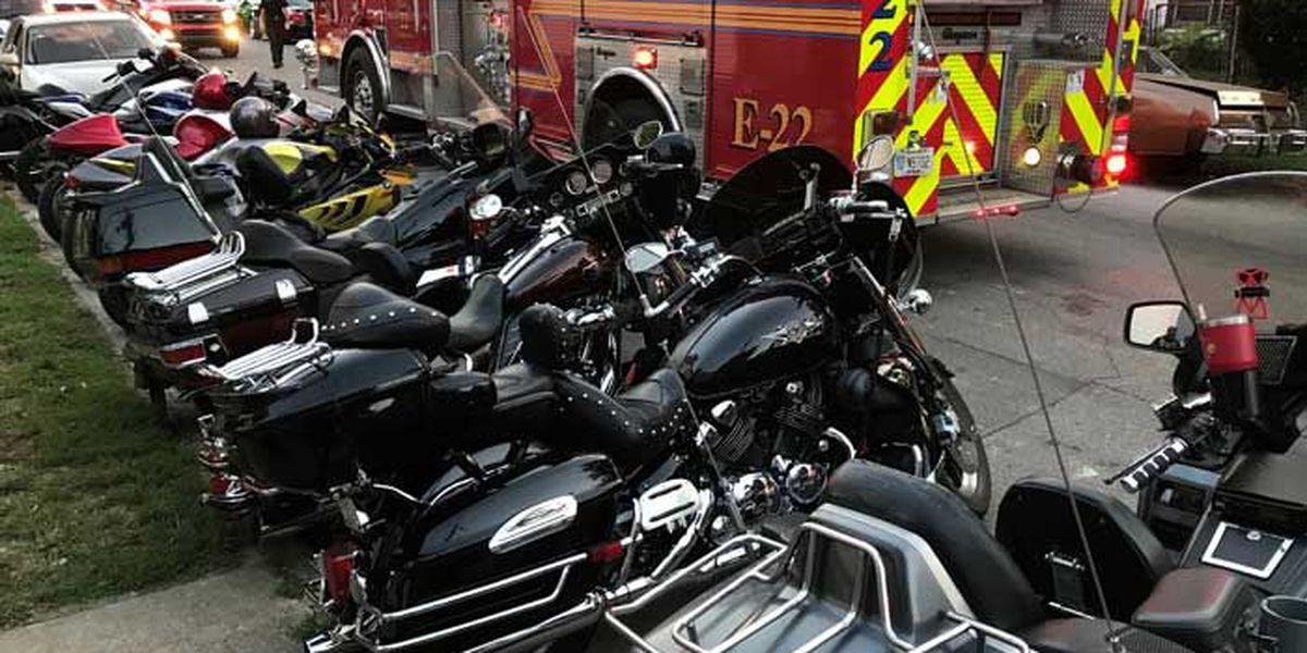 LMPD responding to fatal crash in Russell neighborhood