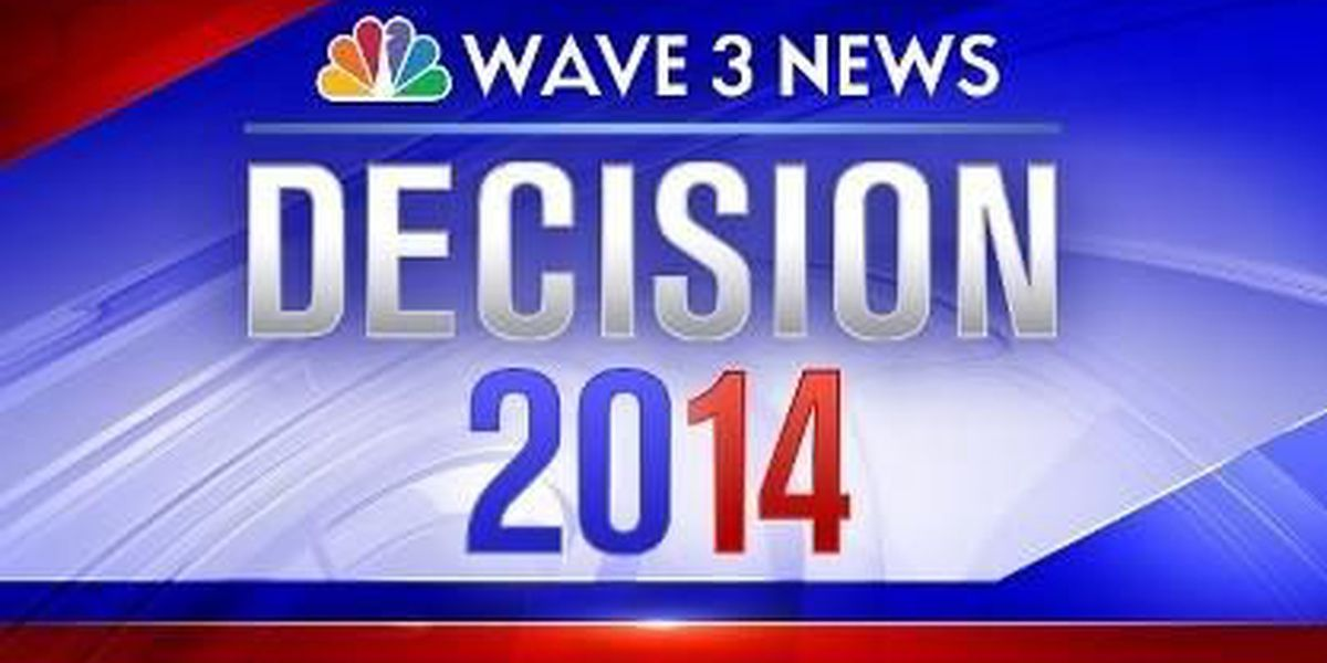 Decision 2014: Open the app for any race results you may have missed