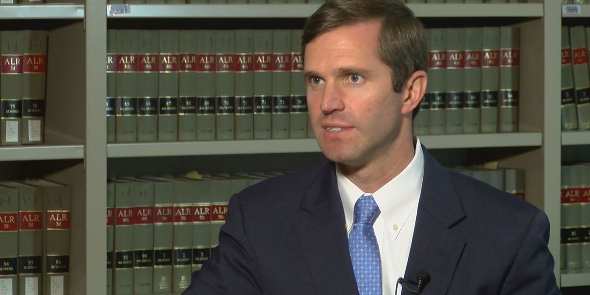 Attorney General Andy Beshear files lawsuit to challenge SB 151