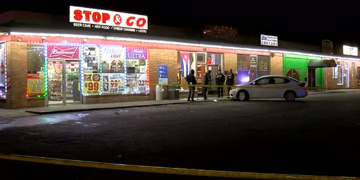 Police investigating shooting on Poplar Level Road