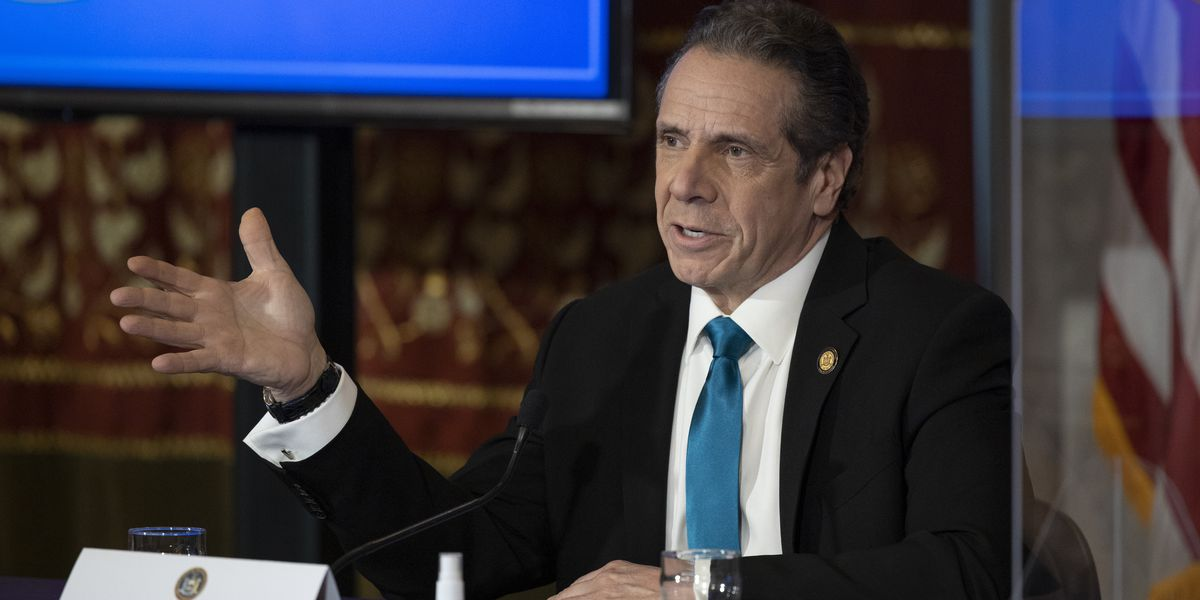 Cuomo accuser blasts attempted apology, 'predatory behavior'