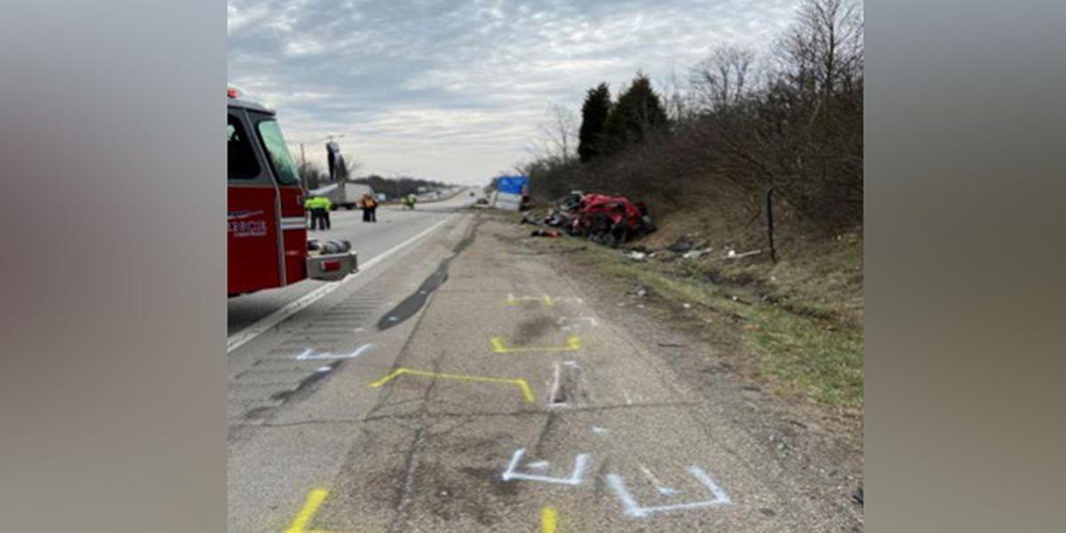 Police ID man killed in SB I-75 crash in Florence