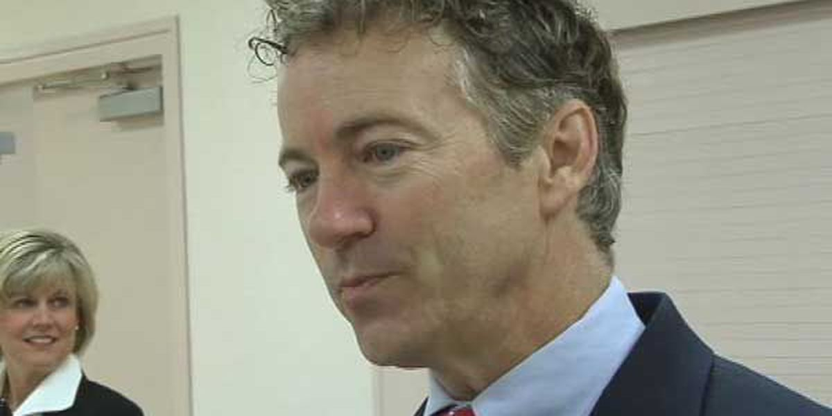 Paul's caucus plan opposed by Trump, some Kentucky Republicans