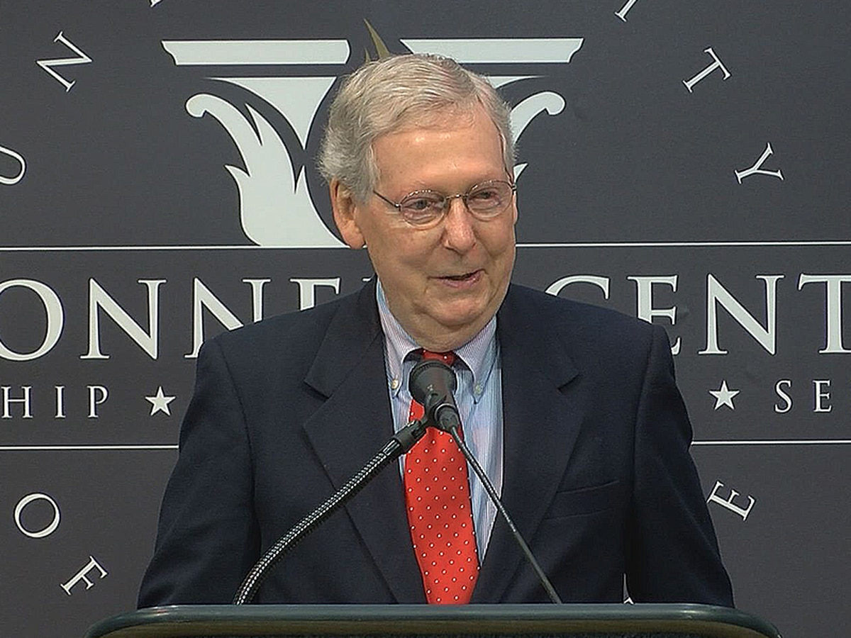 Mitch McConnell announces $4 million UofL apprenticeship program grant