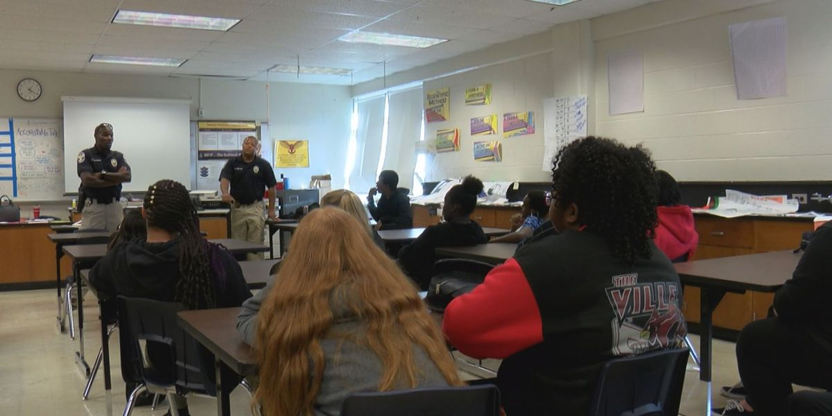 High school students watch movie about police shooting with LMPD